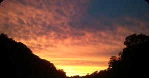 fall clouds 2